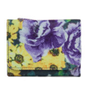 Mundi® Anna Trifold Exotic Floral Wallet