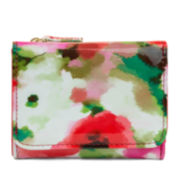 Mundi® Anna Trifold Water Floral Wallet