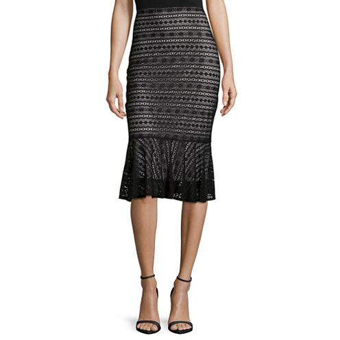 Worthington® Flippy Lace Skirt - Tall