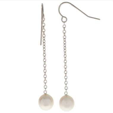 jcpenney.com | 7-8Mm Cultured Freshwater Pearl Sterling Silver Earrings