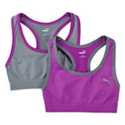 Puma® Long-Sleeve Sports Bra - Girls 7-16