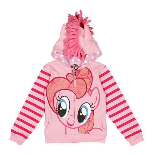 My Little Pony Long-Sleeve Costume Hoodie - Preschool Girls 4-6x