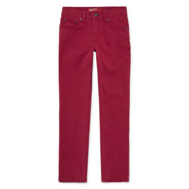 jcpenney.com | Arizona Flex Skinny Jeans - Boys 8-20 and Husky