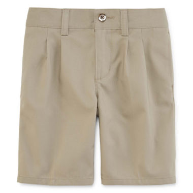 jcpenney.com | Arizona Pleated Shorts - Preschool Boys 4-7