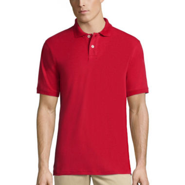 jcpenney.com | Arizona Short-Sleeve Flex Polo