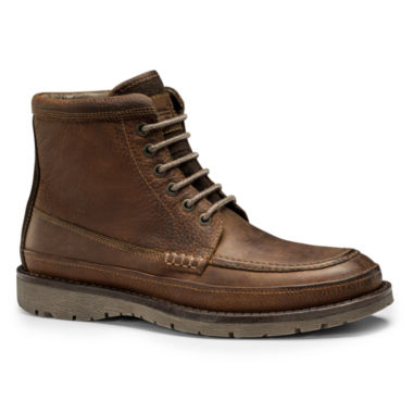 jcpenney.com | Dockers® Randol Mens Leather Lace-Up Boots