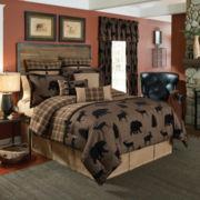 Croscill Classics® Shadow Bears 4-pc. Comforter Set