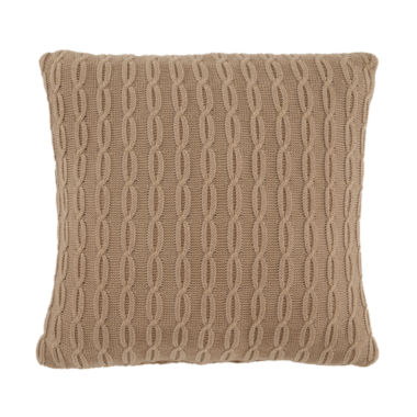 jcpenney.com | Croscill Classics® Shadow Bears Square Decorative Pillow