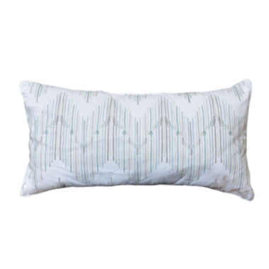 jcpenney.com | Shell Rummel Feathers Oblong Decorative Pillow