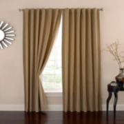 Eclipse Rod-Pocket Curtain Panel
