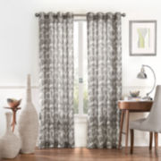 Eclipse Rod Pocket Curtain Panel