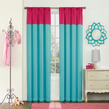 jcpenney.com | Eclipse Luna Teen Rod-Pocket Curtain Panel