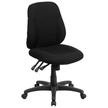 jcpenney.com | Mid Back Fabric Office Chair