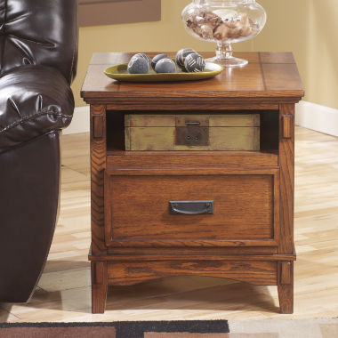 jcpenney.com | Signature Design by Ashley® Cross Island End Table
