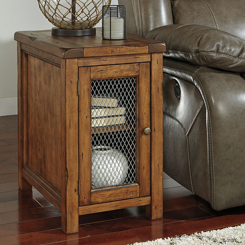 Signature Design by Ashley® Tamonie Chairside Table