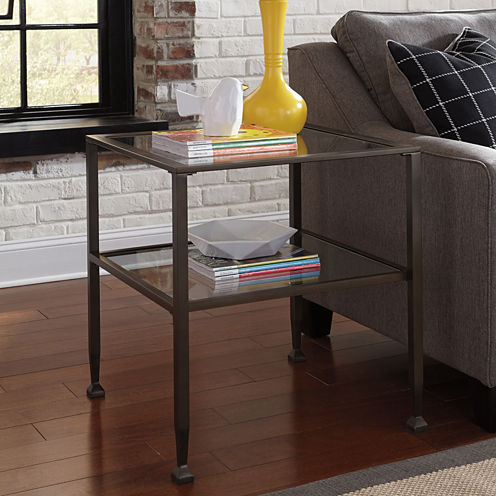 Signature Design By Ashley® Tivion End Table