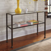 Signature Design By Ashley® Tivion Sofa Table
