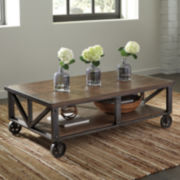 Signature Design by Ashley® Zenfield Cocktail Table