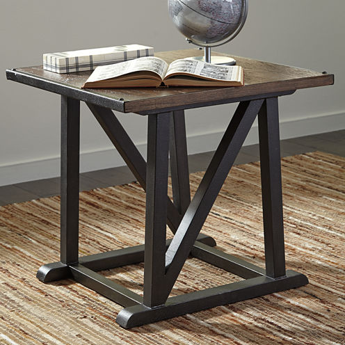 Signature Design by Ashley® Zenfield End Table