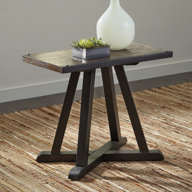jcpenney.com | Signature Design by Ashley® Zenfield Chairside Table