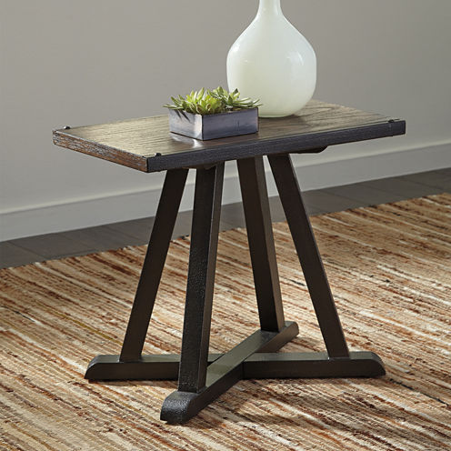 Signature Design by Ashley® Zenfield Chairside Table