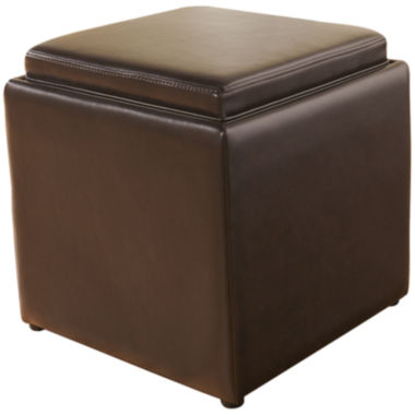 jcpenney.com | Signature Design by Ashley® Cubit Ottoman with Storage