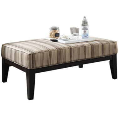 jcpenney.com | Signature Design by Ashley® Melaya Oversized Accent Ottoman