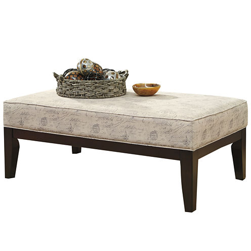 Signature Design by Ashley® Baveria Oversized Accent Ottoman