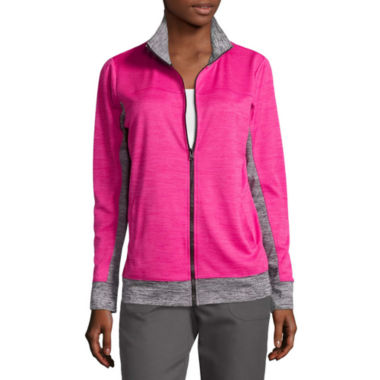 jcpenney.com | Made for Life™ Knit Colorblock Jacket