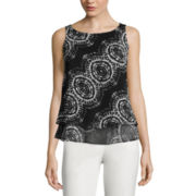 Worthington® Double-Layer Tank Top