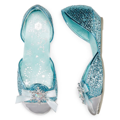 Disney Collection Elsa Costume Shoes Girls Jcpenney