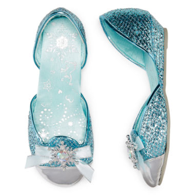 jcpenney.com | Disney Collection Elsa Costume Shoes - Girls
