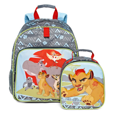 jcpenney.com | Disney Collection Lion Guard Backpack or Lunch Tote