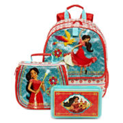 Disney Collection Elena Backpack, Lunch Tote or Pencil Box