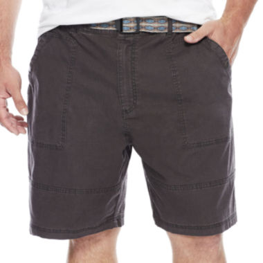 jcpenney.com | The Foundry Big & Tall Supply Co.™ Ripstop Hiking Shorts