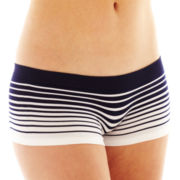 Flirtitude® Striped Boyshorts
