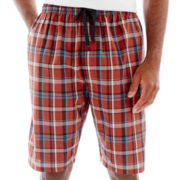 Hanes® 2–pk. Woven Pajama Shorts–Big & Tall