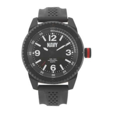 jcpenney.com | Wrist Armor® US Navy Mens Rubber Strap Watch