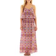 Bebop® Racerback Popover Maxi Dress