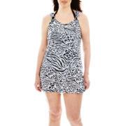 Porto Cruz® Ring Cover-Up Tank Dress
