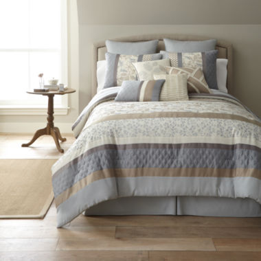 jcpenney.com | Home Expressions™ Napa 10-pc. Comforter Set & Accessories