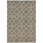 Nourison® Waves Hand-Carved Rectangular Rugs