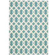 Waverly® Ellis Lattice Indoor/Outdoor Rectangular Rugs