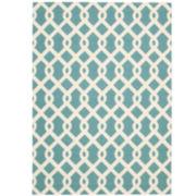 Waverly® Ellis Lattice Indoor/Outdoor Rectangular Rugs
