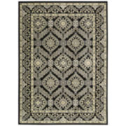 Nourison® Milford High-Low Carved Rectangular Rugs