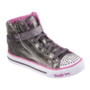Skechers® Shuffles Heart & Sole Girls Athletic Shoes - Little Kids