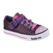 Skechers® Shuffles Mysticals Girls Athletic Shoes - Little Kids