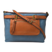 St. John's Bay® Odyssey Crossbody Bag