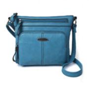 St. John's Bay® Emily Crossbody Bag
