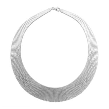 jcpenney.com | Sterling Silver Collar Necklace